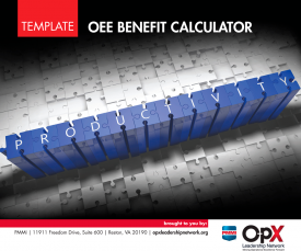OEE Benefits Calculator