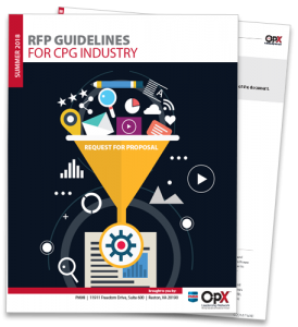 RFP Guidelines & Template For CPG Industry